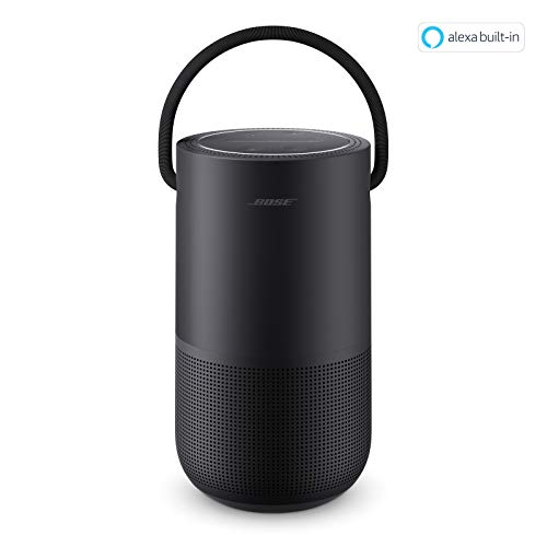 The Bose Portable Smart Speaker is lowered to its minimum price on Amazon, for 290.88 euros