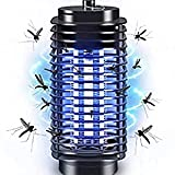 UNIVARSAL BRANDTM Mini Home Mosquito Lamp Fly Killer No Radiation Electronic Mosquito Black Catching Machine with Night lamp