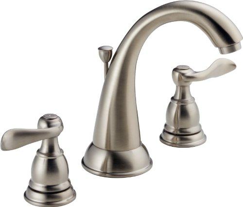 Delta Windemere 2-Handle Widespread Bathroom Faucet