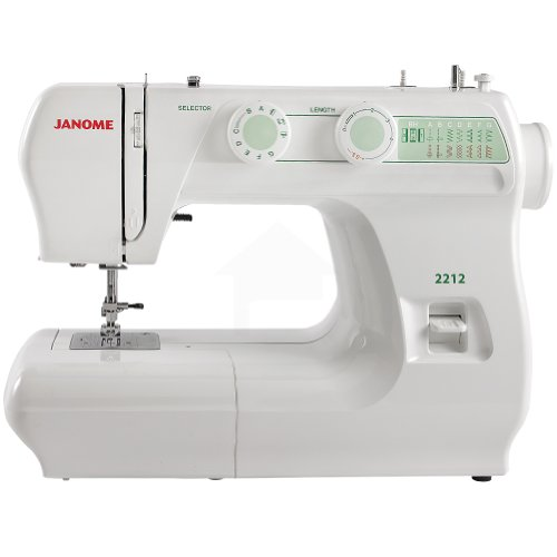 Product Image 1: Janome 2212 Sewing Machine