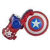 Marvel Avengers – Gant Captain America lanceur disque-bouclier Nerf Power Moves