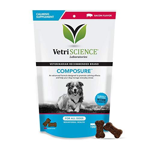 VetriScience - Composure, Calming Supplement for...