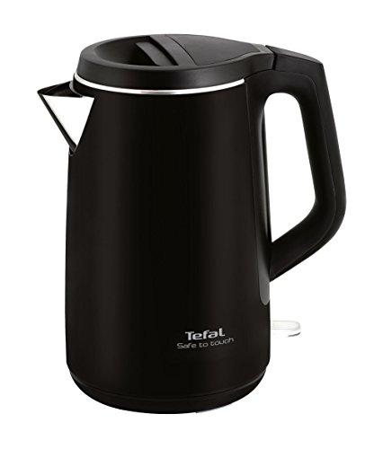 Tefal KO3718 Wasserkocher (Safe to touch, 1,5 L) schwarz