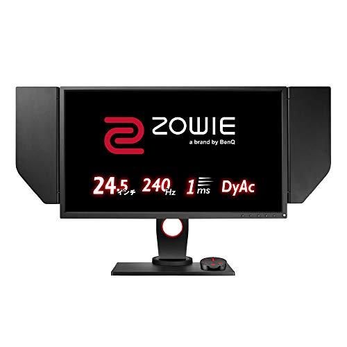 BenQ ゲーミングモニター 24.5インチ 240Hz 1ms DyAc技術搭載 ZOWIE XL2546 フルHD HDMI DisplayPort DVI-D...