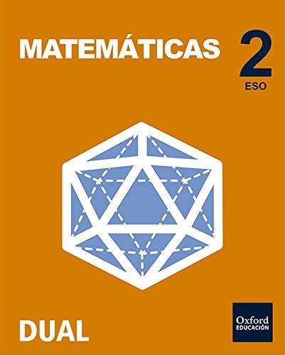 Pack Inicia Dual Matemáticas. Libro Del Alumno - 2º ESO - 9788467385120