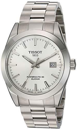 Tissot Herren-Uhren Analog Automatik One Size 87871037