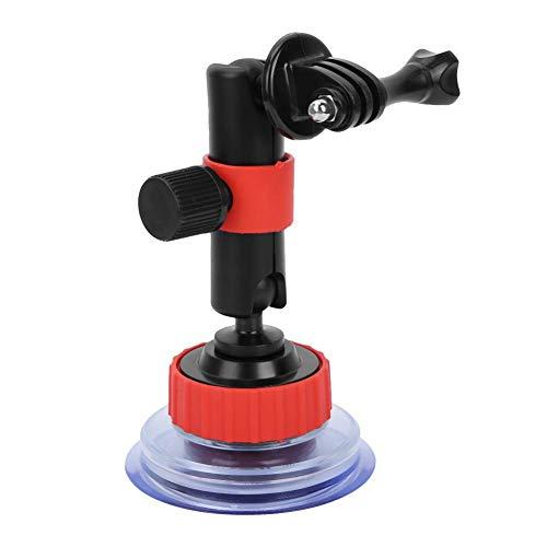 Oumij Supporto Ventosa per Go-PRO Action Cam Suction Cup Supporto Telecamere Telefono Cellulare Suction Cup Montare Parabrezza per Auto Supporto per Ventosa Testa a Sfera