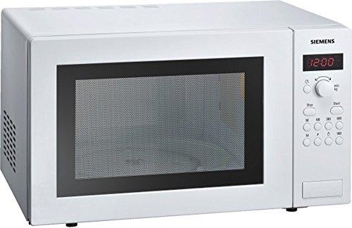 Siemens HF24M241 iQ300 Mikrowelle / 25 L / 900 W / Weiß / cookControl7 Automatikprogramme