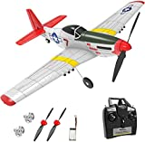 Top Race Rc Plane 4 Channel Remote Control Airplane Ready to Fly Rc Planes for Adults,Advanced Rc...