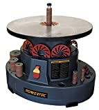 POWERTEC OS1000 2.6 Amp Benchtop Oscillating Spindle Sander