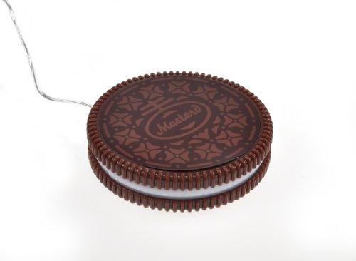 Mustard Hot Cookie - Calentador de tazas (conexión USB), diseño de...
