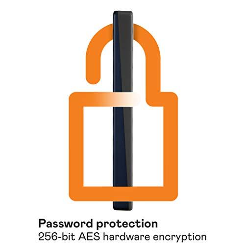 Product Image 1: Western Digital WD 5 TB My Passport for Mac Portable Hard Drive, adatto per Time Machine, Protezione tramite password, Blu notte