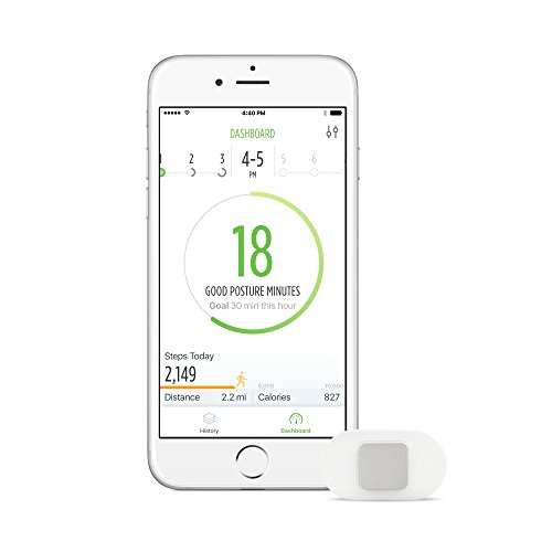 Lumo Lift: The First Wearable Posture Coach. You slouch, it...