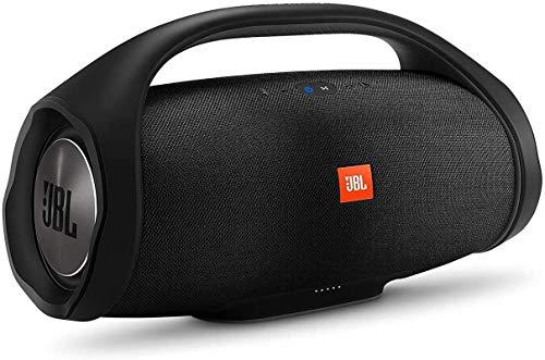 JBL Boombox 2 – Enceinte Bluetooth portable – Son ultra puissant – Modes de son intérieur & extérieur – Autonomie 24 hrs – Étanche pour piscine & plage – Noir