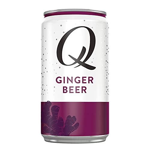 Q Ginger Beer - 7.5 Fl oz, 24 Cans