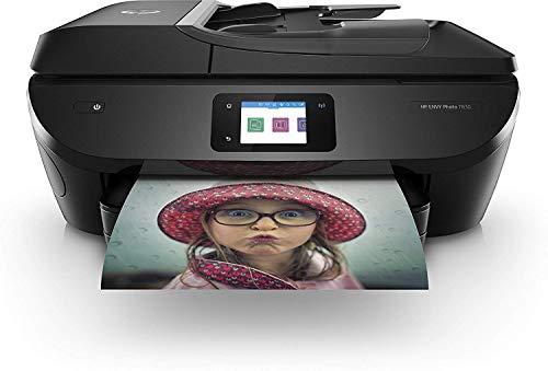 HP Envy Photo 7830 Stampante Fotografica Multifunzione a Getto di Inchiostro, Stampa, Scannerizza,...