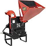 NorTrac PTO Chipper - 5 1/2in. Chipping Capacity