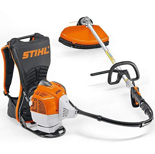 STIHL FR 460 TC-E Decespugliatore potente a zaino da 3 Hp