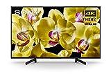 Sony XBR-49X800G 49' (3840 x 2160) 4K Ultra High Definition HDR Smart LED TV