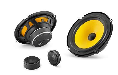 JL Audio C1-650 6-1/2' 2-Way Component Car Audio Speakers