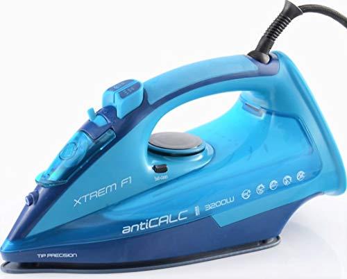 XSQUO Useful Tech! OFFERTA NATALE !! Ferro da stiro a vapore di massima potenza 3.200 W e super...