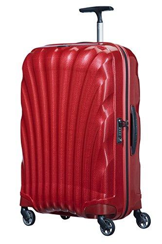 [サムソナイト] スーツケース キャリーケース コスモライト スピナー69 保証付 68L 69 cm 2.3kg レッド