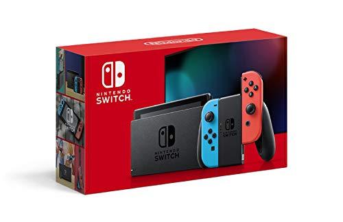 Nintendo Switch 本体 (ニンテンドースイッチ) Joy-Con(L) ネオンブルー/(R) ネオンレッド