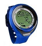 Mares 414135, Computer Armbanduhr Unisex Erwachsene Einheitsgröße Blau/Schwarz