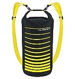 Bilsson - Mochila impermeable, 20 l y 3 l, bolsa de viaje resistente para exteriores, senderismo, camping, pesca, ciclismo, kayak, playa o gimnasio