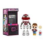 LOL Surprise Garçons Héros d'Arcade - Figurine d'action - Avec 15 surprises, costumes de héros 6 pièces & accessoires