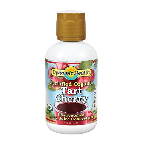 Dynamic Health Organic Tart Cherry Concentrate