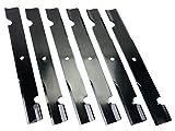 6 USA Mower Blades for Ferris 5020842, 1520842S, 1520842, 5101755, 61' Deck