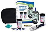 Prodigy Glucose Monitor Kit - Includes Prodigy Meter, 100ct Test Strips, 10ct Lancets, Lancing Device, Carrying Case, Log Book