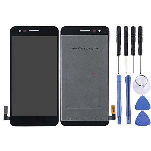 WANGZHEXIA Reemplazo de la Pantalla del teléfono Montaje Completo de Pantalla LCD y digitalizador para LG K4 2017 M160 M151