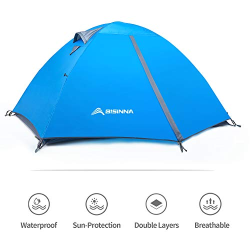 BISINNA 2 Person Lightweight Tent