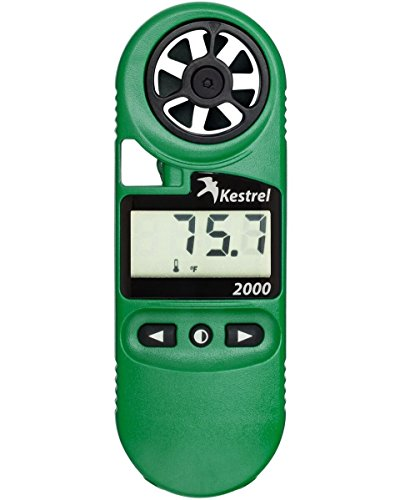 Kestrel 2000 Pocket Wind And Temperature Meter /...