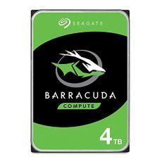 "Seagate BarraCuda - Disco duro interno de 4 TB (3,5"", 256 MB de caché, SATA 6 GB/s, hasta 210 MB/s)"
