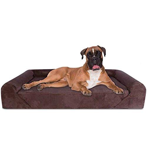 High Grade Orthopedic Memory Foam Sofa Dog Bed...