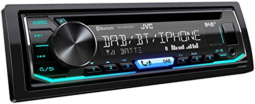 JVC KD-DB902BT DAB+ Autoradio