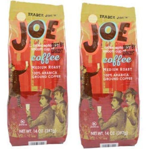 Trader Joe's Medium Roast Ground Coffee 100% Arabica Ground