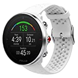 POLAR VANTAGE M –Advanced Running & Multisport Watch with GPS and Wrist-based Heart Rate (Lightweight Design & Latest Technology), White, Small