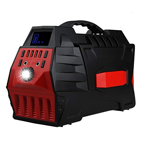 Vinteky ポータブル電源 88000mAh/325Wh AC500W(瞬間最大1000W) 非常用電源 家庭用蓄電池 無停電電源装置 ...