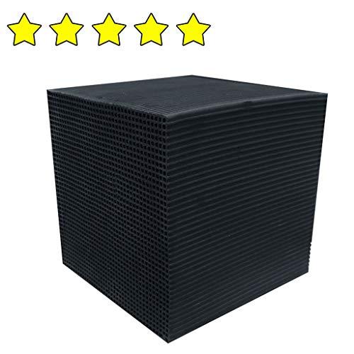 AMhomely 2019 Nano Eco-Aquarium Wasserfilterwürfel - Starke Absorption Cube Aktivkohle Würfel Aquarium Rapid Water Purification Filter Wasseraufbereitung für Aquarien mit Kohlefilter (10x10x10cm)