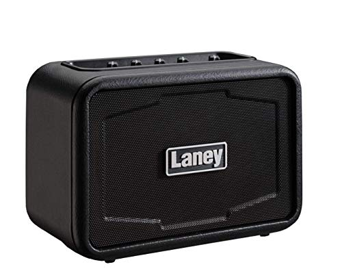 Laney MINI-ST Series - Stereo Battery Powered Guitar Amplifier with Smartphone Interface - 6W -Ironheart Edition