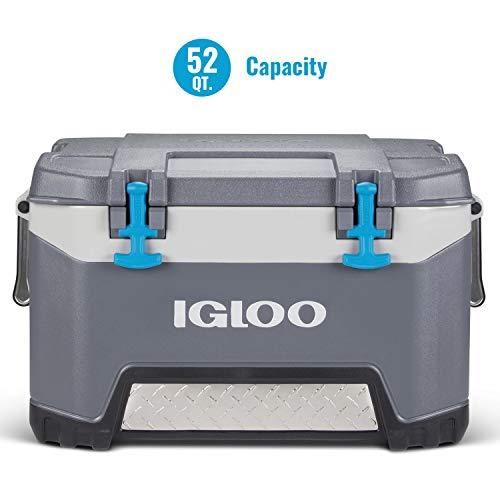 Igloo BMX 52 Quart Cooler with Cool Riser Technology, Fish...