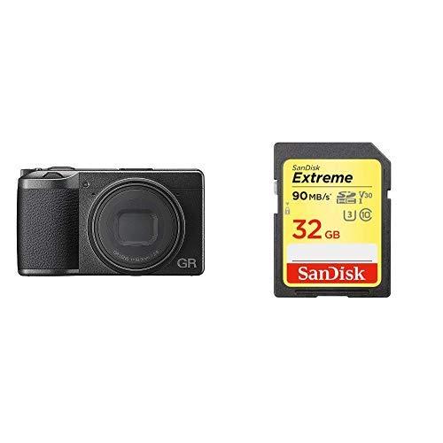【SDカードセット】RICOH デジタルカメラ GRIII GRIII APS-CサイズCMOSセンサー リコー GR3 15041 + SanDis...