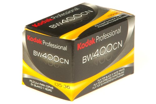 Kodak 白黒フィルム プロフェッショナル用 35mm BW400CN-36枚 1629617