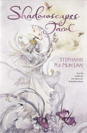 Shadowscape Tarot (deck & book) by Stephanie Pui-Mun Law by...