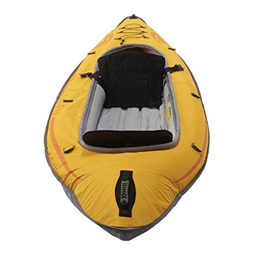 inflatable kayak for rafting