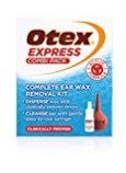 Image of Otex Express Combi Pack Drops and Ear Syringe, 10ml